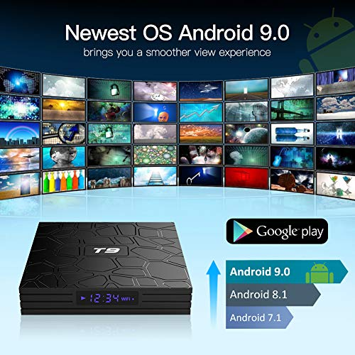Android-TV-Box-T9-Android-90-TV-Box-2-Go-RAM16-Go-ROM-RK3318-Quad-Core-Support-2450-GHz-WiFi-BT40-4K-3D-HDMI-DLNA-Smart-TV-Box-0-0