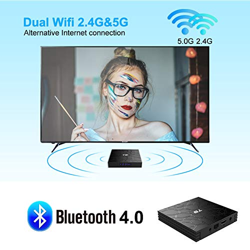 Android-TV-Box-T9-Android-90-TV-Box-2-Go-RAM16-Go-ROM-RK3318-Quad-Core-Support-2450-GHz-WiFi-BT40-4K-3D-HDMI-DLNA-Smart-TV-Box-0-3