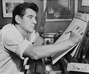 Leonard Bernstein NYWTS 1955 300x250 - Après A Star is Born, Bradley Cooper va réaliser un biopic du chef d'orchestre Leonard Bernstein