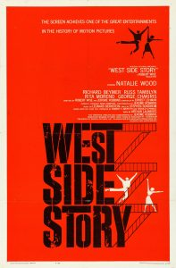 West Side Story 1961 film poster 197x300 - Après A Star is Born, Bradley Cooper va réaliser un biopic du chef d'orchestre Leonard Bernstein
