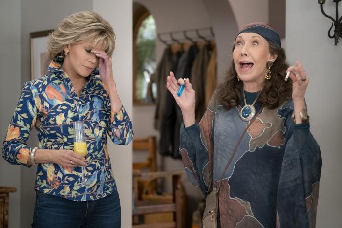 Grace et Frankie : mariage et entrepreneuriat au programme de la saison 6 (Bientôt sur Netflix)