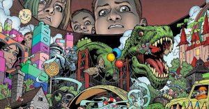 locke key comics 300x157 - Locke & Key : on a lu la BD qui a inspirée la future série Netflix (et on a adoré !)