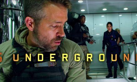 Revivez les moments forts de 6 Underground en écoutant la playlist du dernier blockbuster de Netflix !