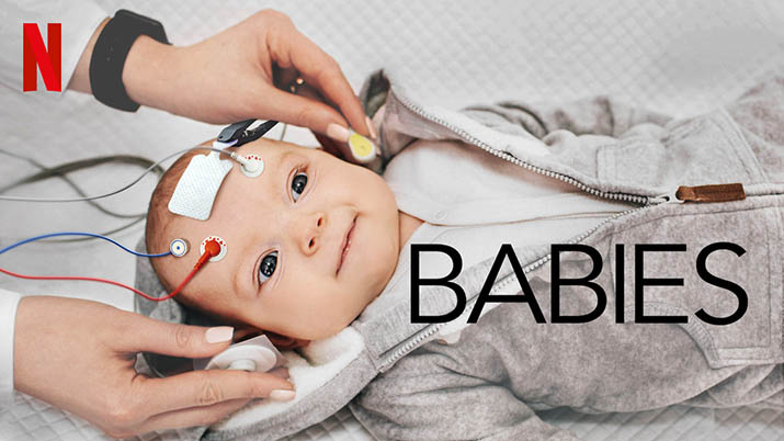 Babies : le docu-série qui explore l'univers complexe et mystérieux des bébés