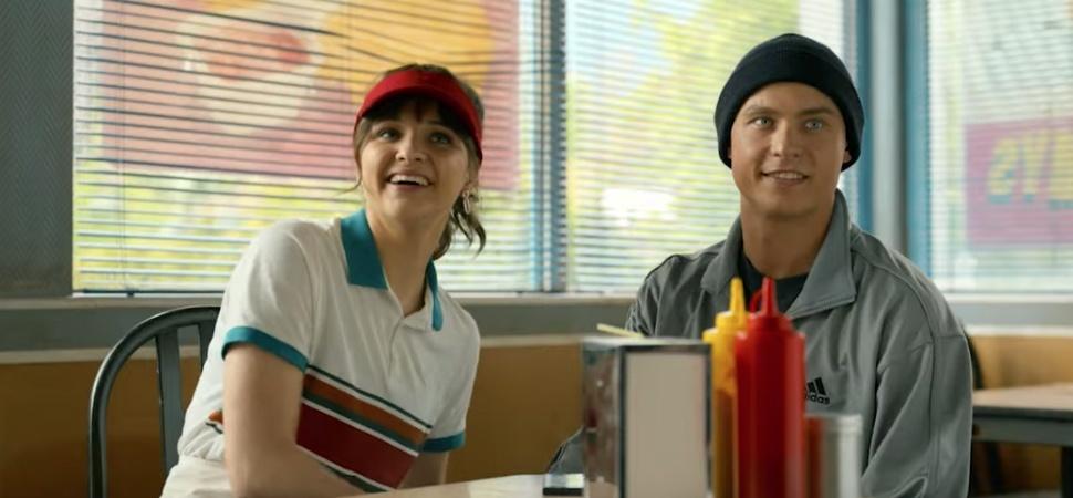 Isi & Ossi :  les contraires s'attirent sur Netflix