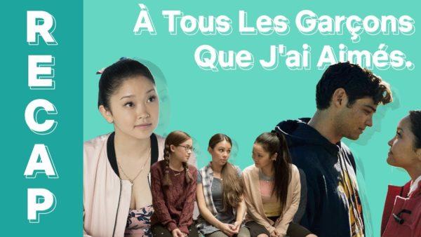 Le cast de À tous les garçons que j'ai aimés résume le premier film I Netflix France