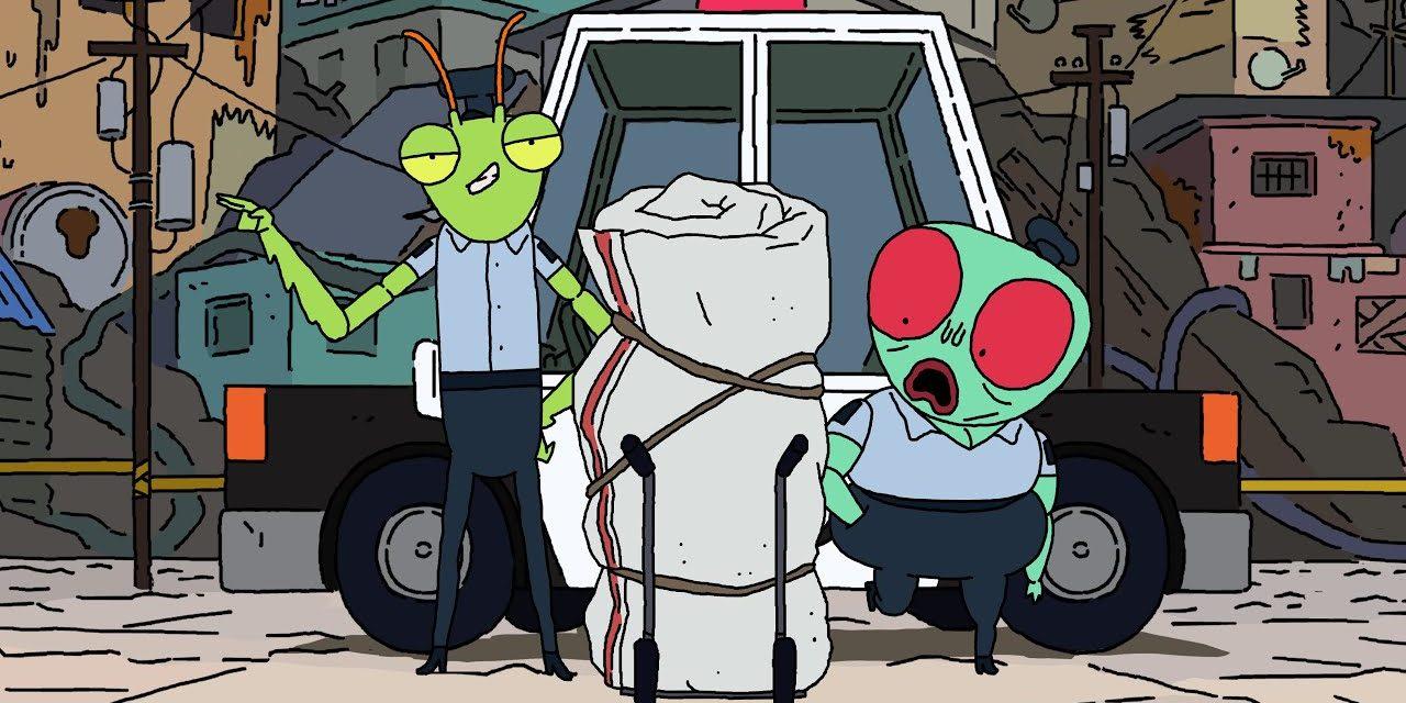 Vermin : le Zootopie version trash avec des insectes dedans !