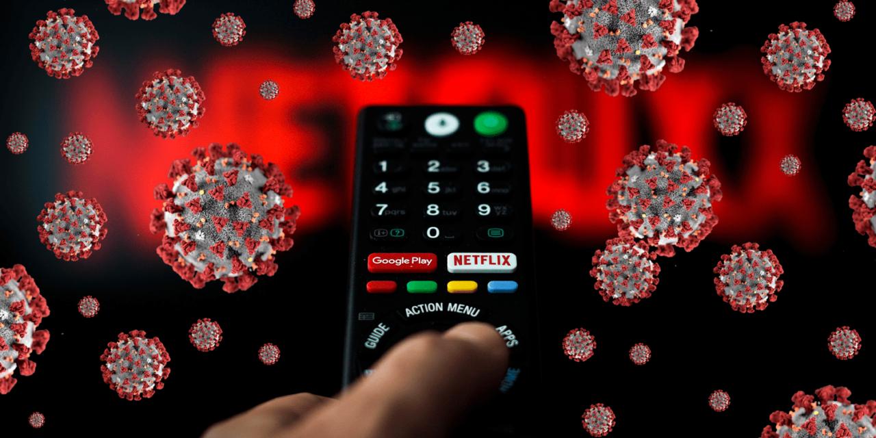 Netflix arrête la production de tous ses programmes en cours pour cause de coronavirus