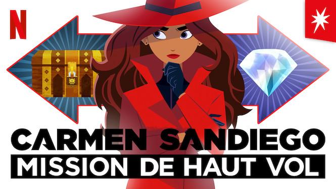 Carmen Sandiego : Mission de haut vol