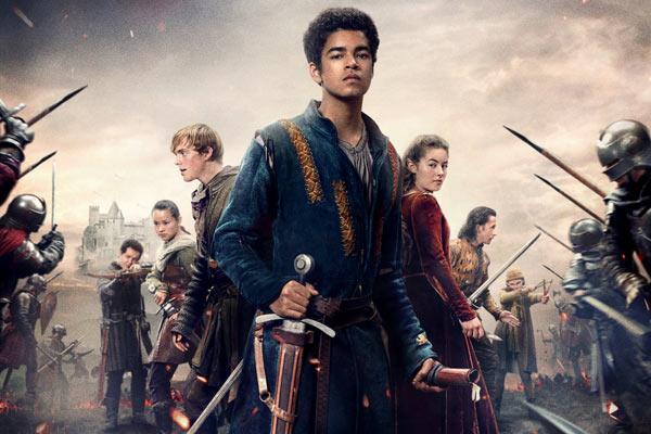 ecuyer du roi - She, The English Game, L'écuyer du roi, etc : qu'allez-vous regarder ce week-end sur Netflix ? (Nouveautés du 20/03)