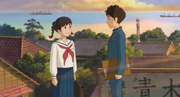 la colline aux coquelicots 600x325 - Quels films de Miyazaki et du studio Ghibli allez-vous découvrir en avril  sur Netflix ?