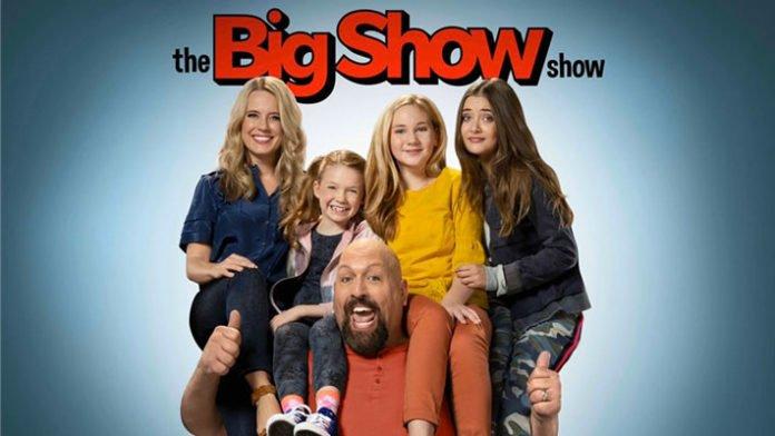 Le Show de Big Show : une comédie familiale à découvrir dès maintenant sur Netflix