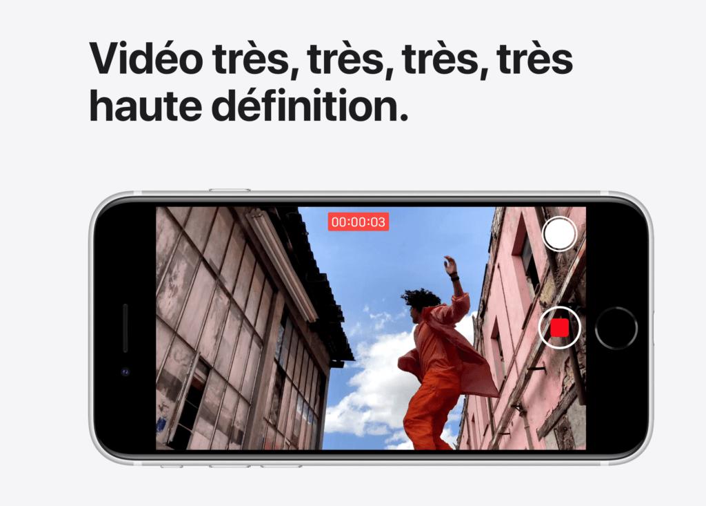 capture decran 2020 04 16 a 17 01 34 1024x733 - L'iPhone SE (2nde génération) vient de sortir, et il est taillé pour Netflix !