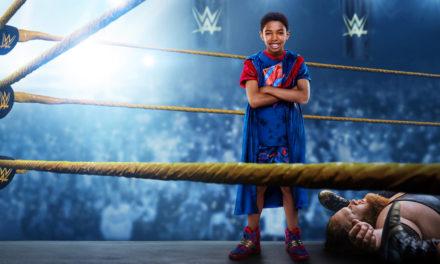 Le catcheur masqué : montez sur le ring avec la nouvelle comédie familiale Netflix