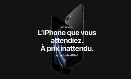 L'iPhone SE (2nde génération) vient de sortir, et il est taillé pour Netflix !