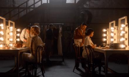 La mini-série Hollywood sous les feux des projecteurs en ce moment sur Netflix