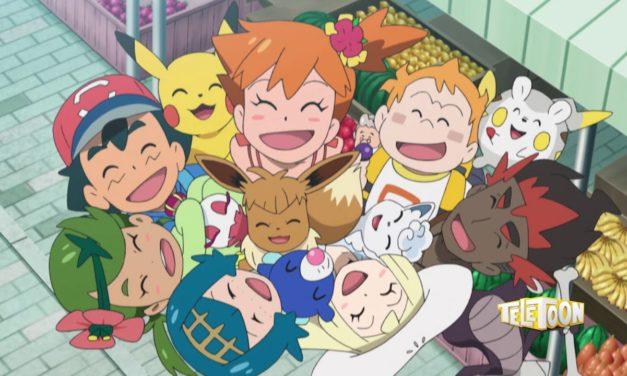 Pokémon Soleil et Lune : la saison 3 est disponible sur Netflix