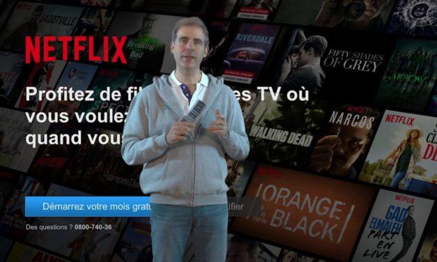 [Tutoriel] Payer Netflix sur sa facture de fournisseur d'accès à internet