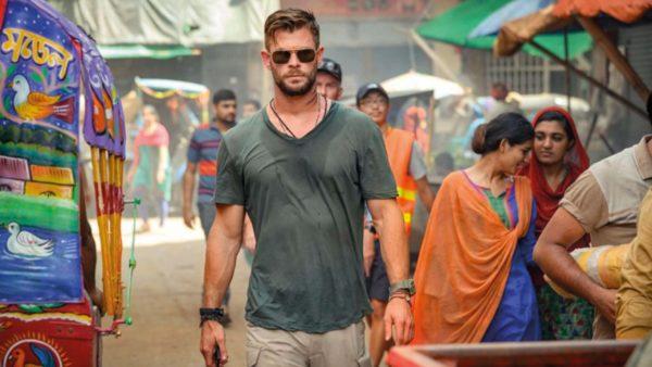 tyler rake netflix scaled 600x338 - Tyler Rake (Avis) : que pense  le public du nouveau thriller d'action signé Netflix