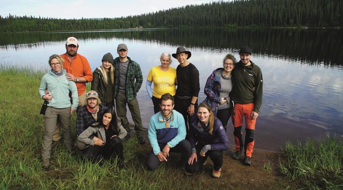 win the wilderness netflix 2 - Win the Wilderness : aventure et survie dans les contrées sauvages d'Alaska