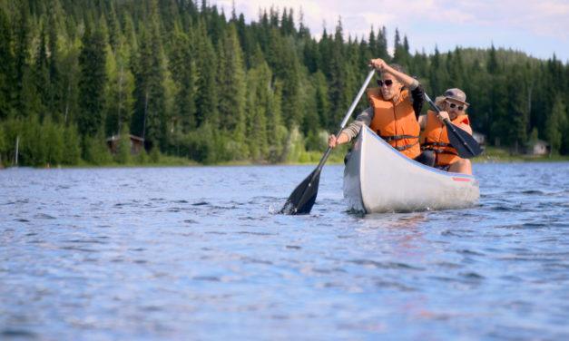 Win the Wilderness : aventure et survie dans les contrées sauvages d'Alaska