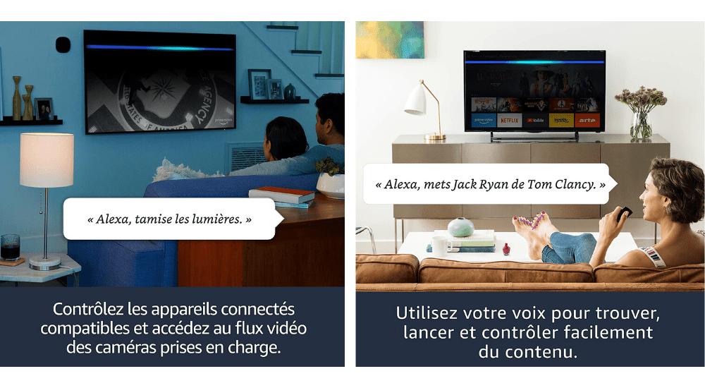 13 - Amazon Fire TV Stick et Fire TV Stick 4K, des solutions idéales pour regarder Netflix