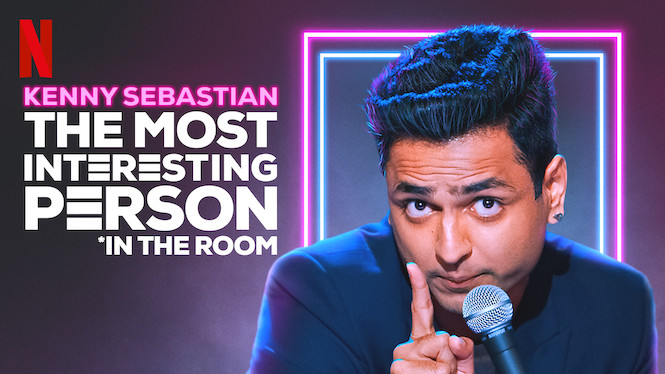 Kenny Sebastian: The Most Interesting Person in the Room