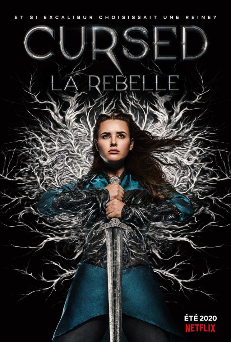 cursed netflix 743x1100 - Cursed : la légende arthurienne se dévoile en images (Série Netflix)