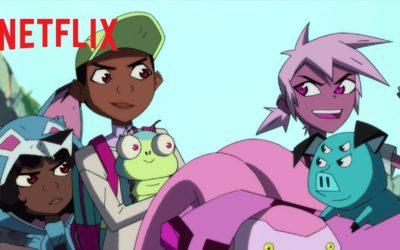 kipo and the age of wonderbeasts season 2 teaser netflix futures youtube thumbnail 400x250 - Vidéos