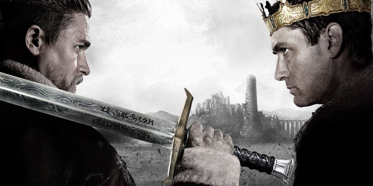 Le roi Arthur, la légende d'Excalibur : quand Jude Law joue les méchants sur Netflix