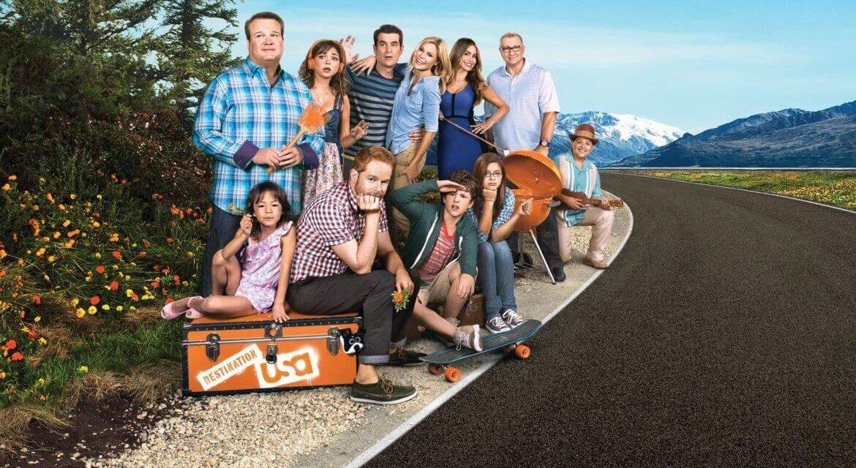 Surprise ! New girl et Modern Family sont disponibles sur Netflix