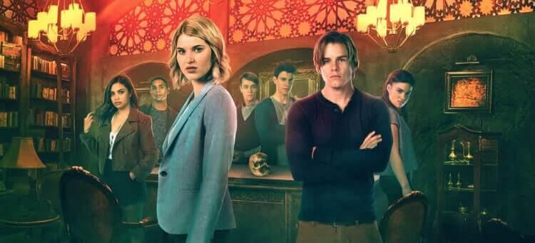 The Order : la saison 2 est désormais disponible sur Netflix
