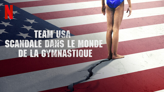 Team USA : Scandale dans le monde de la gymnastique