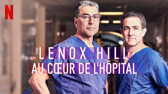 Lenox Hill: Au cœur de l'hôpital