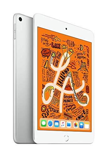Apple iPad Mini Wi FI 64 Go Argent 0 0 - Apple iPad Mini (Wi-FI, 64Go) - Argent