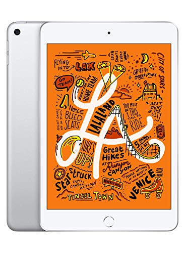 Apple iPad Mini Wi FI 64 Go Argent 0 - Apple iPad Mini (Wi-FI, 64Go) - Argent