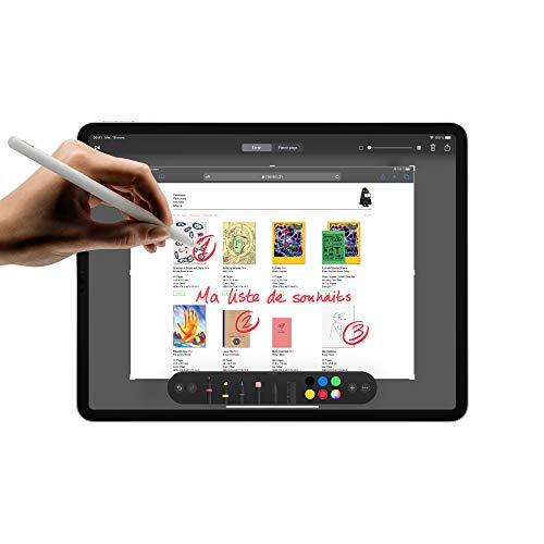 Nouveau Apple iPad Pro 11 pouces Wi Fi 1 To Argent 2e gnration 0 2 - Nouveau Apple iPad Pro (12,9pouces, Wi-Fi, 1To) - Argent (4e génération)