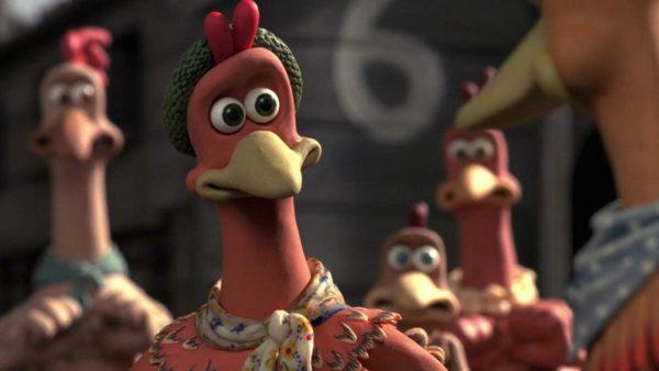 """chicken run 600x338 - Netflix prévoit une suite au film d'animation """"Chicken Run"""""""