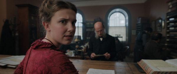 enola holmes netflix 600x251 - La star de Stranger Things devient détective dans Enola Holmes, le prochain film signé Netflix