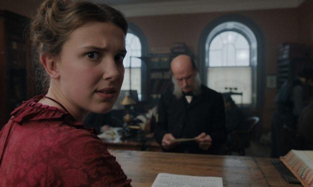 La star de Stranger Things devient détective dans Enola Holmes, le prochain film signé Netflix