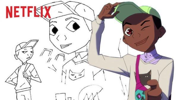 how to draw benson kipo and the age of wonderbeasts netflix futures youtube thumbnail 600x338 - Transformers : L'Âge de l'extinction