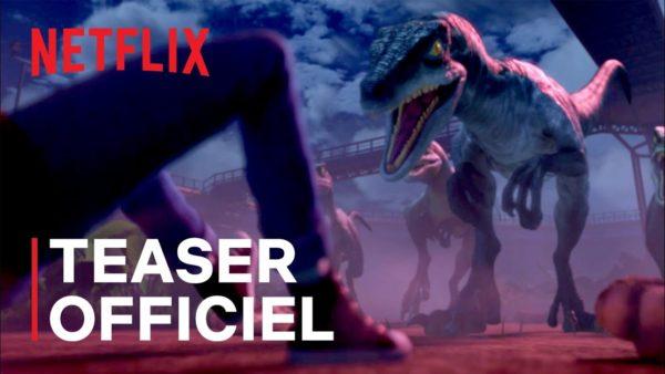 jurassic world la colo du cretace teaser officiel vf netflix france youtube thumbnail 600x338 - Jurassic World: La Colo du Crétacé