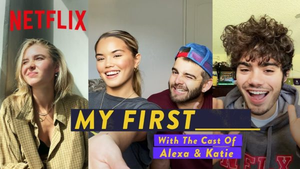 my first with the cast of alexa katie netflix futures youtube thumbnail 600x338 - Paris