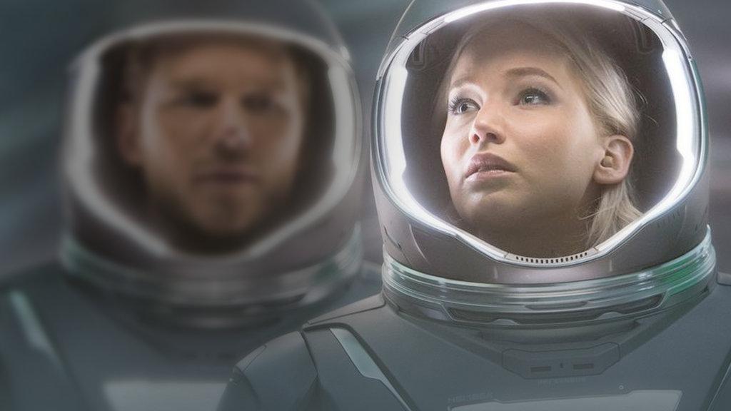 Passengers, voyagez dès à présent dans l'espace sur Netflix