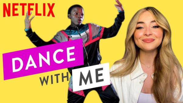 dance tutorial with sabrina carpenter will simmons work it netflix futures youtube thumbnail 600x338 - Work It