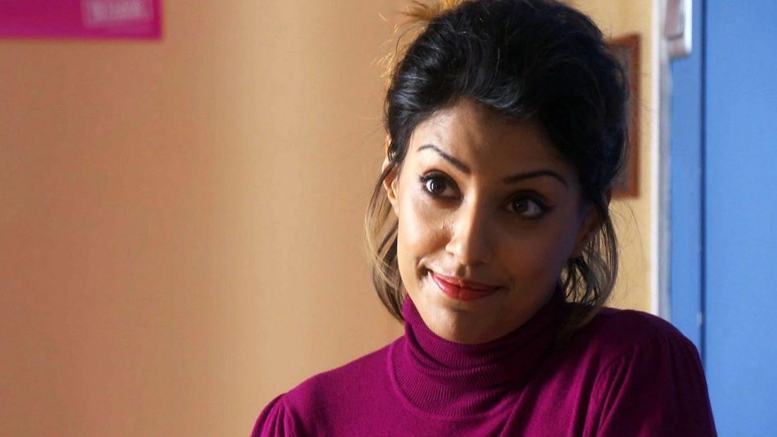 dr megan sharma rita netflix 1100x619 - Qui est Ritu Arya (Lila Pitts), le nouveau visage de la saison 2 de The Umbrella Academy ?