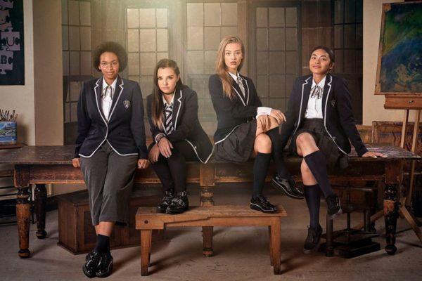 get even 600x400 - Les Justicières : enfilez votre uniforme et découvrez le nouveau phénomène britannique sur Netflix !