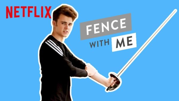 learn about fencing with reed ashley garcia netflix futures youtube thumbnail 600x338 - Love