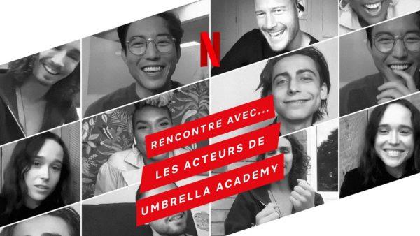 rencontre avec les acteurs de umbrella academy netflix france youtube thumbnail 600x338 - Umbrella Academy