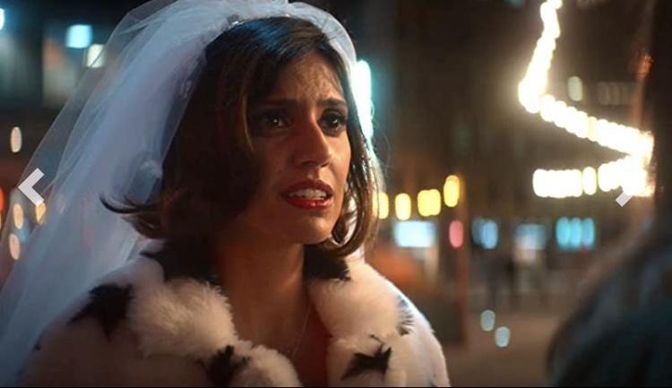 ritu arya intimidation harlan coben - Qui est Ritu Arya (Lila Pitts), le nouveau visage de la saison 2 de The Umbrella Academy ?